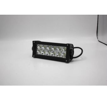 LED-ljusramp 36w 12-LED
