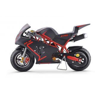 X-Pro MM49 Minimoto röd/svart