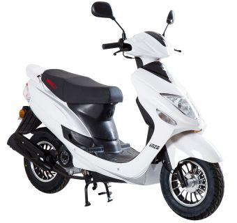 Moped Viarelli Enzo klass 2