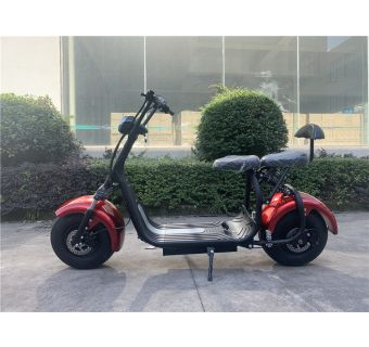 Harleyscooter X-Pro Fatboy 2-sits