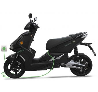 Elmoped Monztro Electric