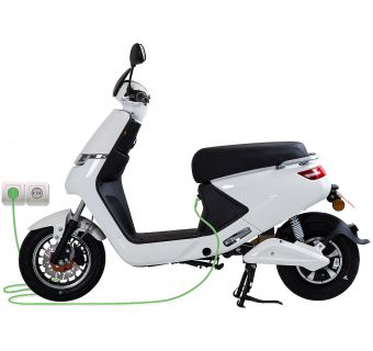 Elmoped Viarelli Piccolo Lead-Acid Klass 2