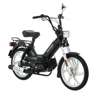 Tomos Standard XL Svart 25km/h (klass 2 moped)
