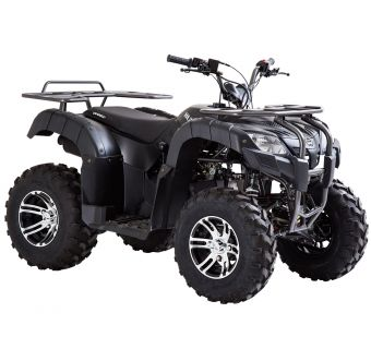Mattsvart Viarelli Hunter ATV