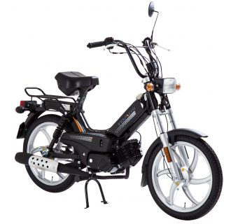 Tomos Standard Svart 25km/h (klass 2 moped)