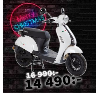 Elmoped Viarelli Venice Electric Klass 1