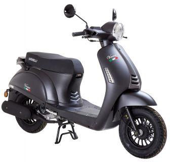 Retro moped från Viarelli 45km/h - klass 1 mycket prisvärd